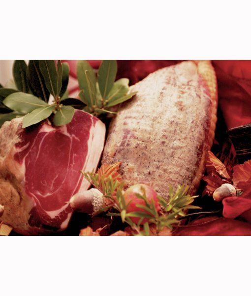 Ham with Bone - Italian Prosciutto