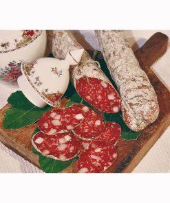 Larded Salami - Italian Salami