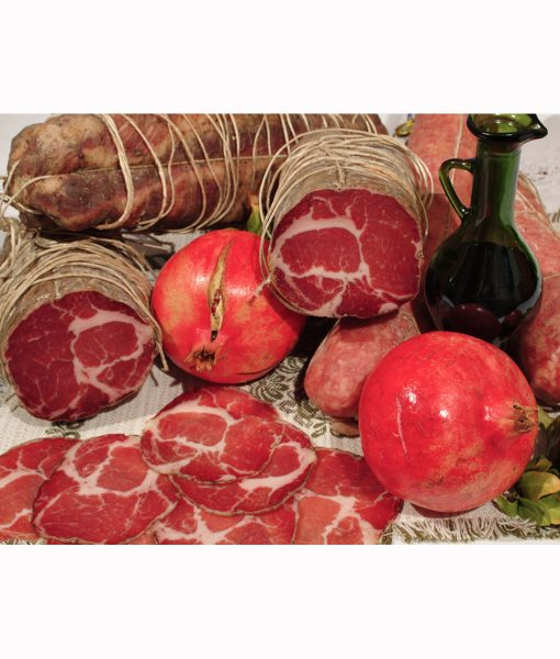 Seasoned lonza - Italian Cured Meat