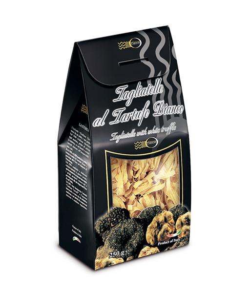 Tagliatelle With White Truffle - ITALIAN TASTY