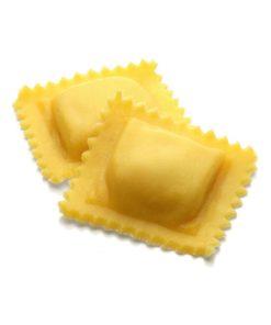 Organic Tortelli Pasta with Parmigiano Reggiano