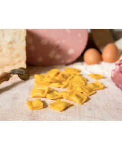 Italian Ravioli with meat