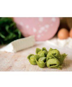 Italian stuffed Pasta - Italian Tortelloni Balanzoni Style
