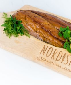 HOT SMOKED MACKEREL