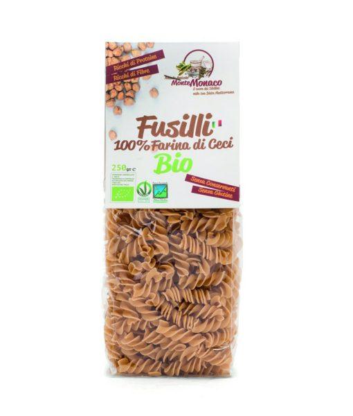 Organic Chickpea Flour Pasta