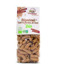 Chickpea Flour Organic Italian Pasta Rigatoni