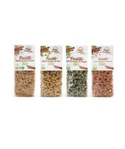 Organic Italian Fusilli pasta