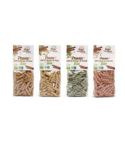 Italian Penne pasta – Legume mix