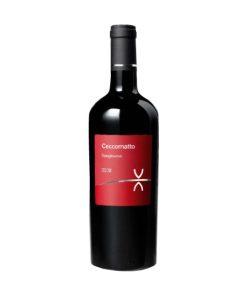 Ceccomatto red wine