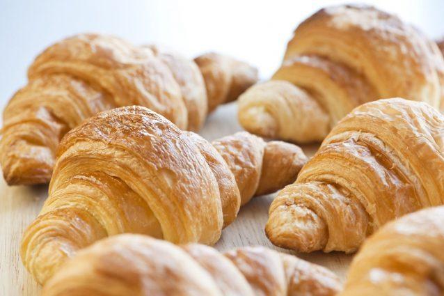 Croissant surgelati, prodotti da pasticceria surgelati