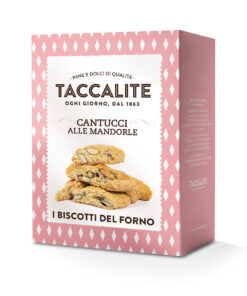 Italian Cantucci Biscuits with almonds