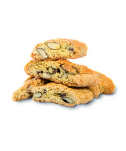 Cantucci Biscuits with almonds